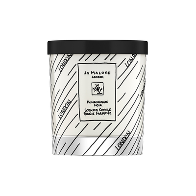 omegranate Noir Home Candle- London Edition 200g