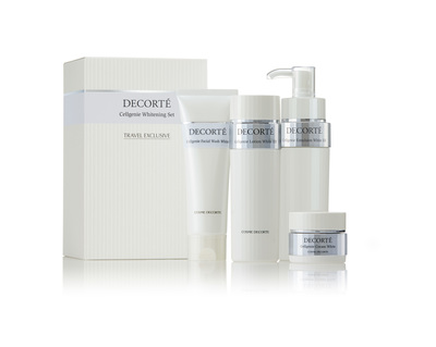 DECORTÉ  CELLGENIE WHITENING SET