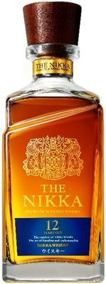 THE NIKKA 12Y 700ML(pre-order only)