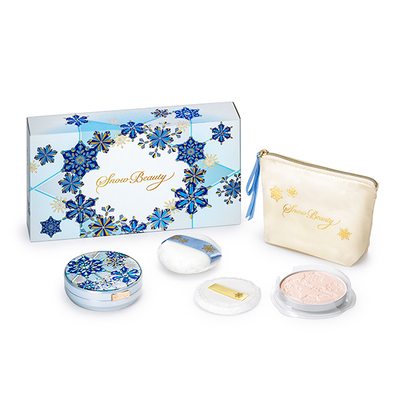 SNOW BEAUTY FACE POWDER 2019 (with refill)