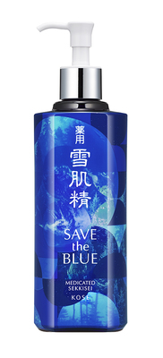 MEDICATED  SEKKISEI (SAVE THE BLUE)