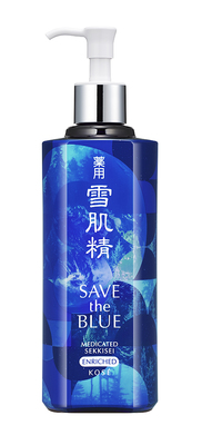 MEDICATED  SEKKISEI  ENRICHED (SAVE THE BLUE)