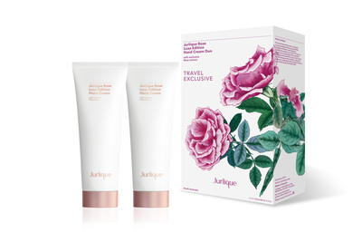 ROSE LUXE EDITION HAND CREAM DUO (125ml x 2)*