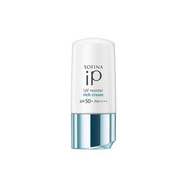 iP UVレジスト リッチクリーム SPF50+ PA++++ 30g