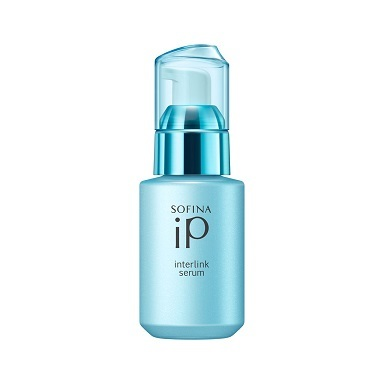 SOFINA iP interlink serum replenishing moisture 80g