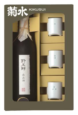 節五郎出品酒ほたるきき酒杯セット 720ml