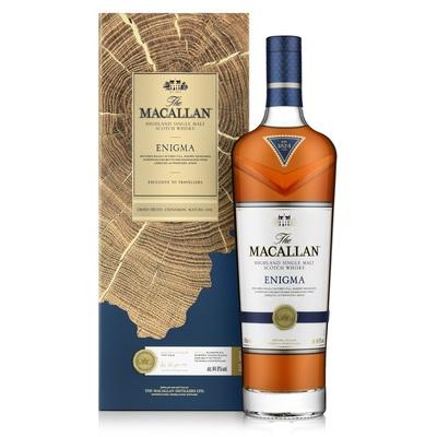 The Macallan Enigma Highland Single Malt Scotch Whisky 700ml