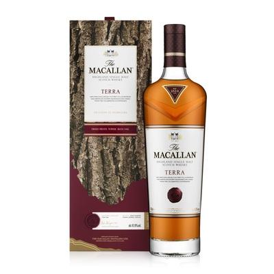 The Macallan Terra Highland Single Malt Scotch Whisky 700ml