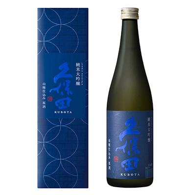 久保田 純米大吟醸 山廃仕込み原酒 720ml