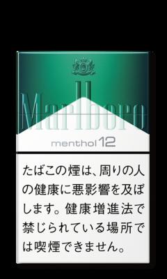 マールボロ メンソール 12 KS ボックス