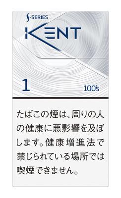 ケント Sシリーズ ワン 100S ボックス