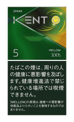 ケント Sシリーズ スパーク メロー 5 100 BOX