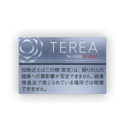 テリア バランスド レギュラー (IQOS イルマ専用たばこ)