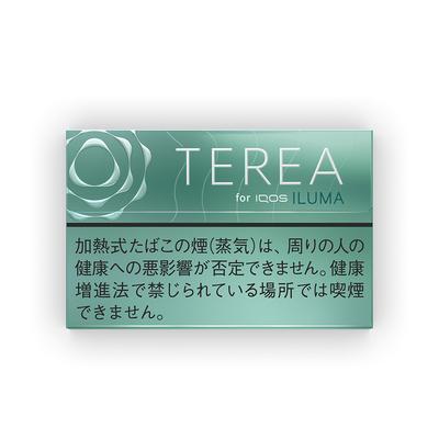 テリア ミント (IQOS イルマ専用たばこ)
