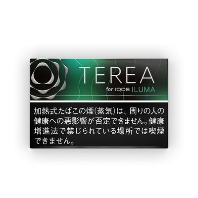 テリア ブラック メンソール (IQOS イルマ専用たばこ)
