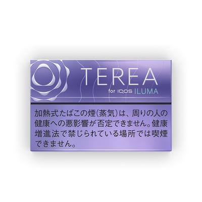 テリア パープル メンソール (IQOS イルマ専用たばこ)