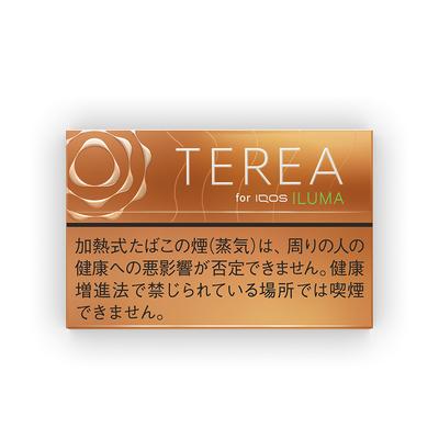 テリア トロピカル メンソール (IQOS イルマ専用たばこ)
